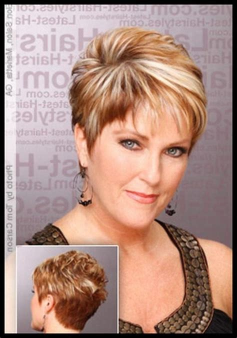 top ten hair styles for over 50 2018 popular short haircuts women over 50