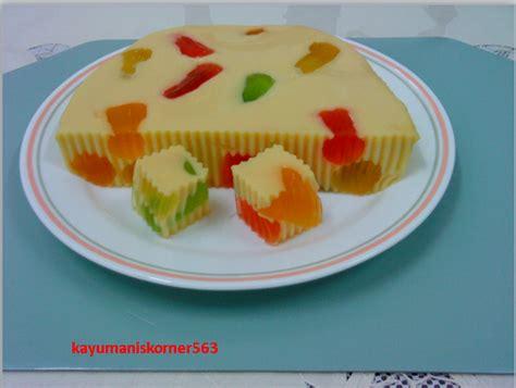 cara membuat puding jelly kayumaniskorner563 puding sumi
