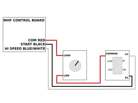 whole house fan switch digital timer switch wiring diagram get free image about