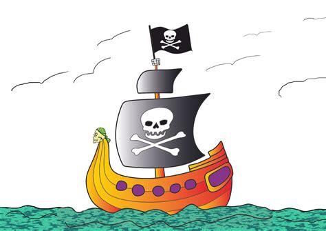 un barco pirata navega por el mar youtube - Un Barco Navega