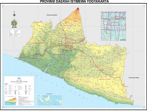 membuat skck sleman peta kota peta provinsi daerah istimewa yogyakarta