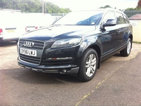 audi  suv review youtube