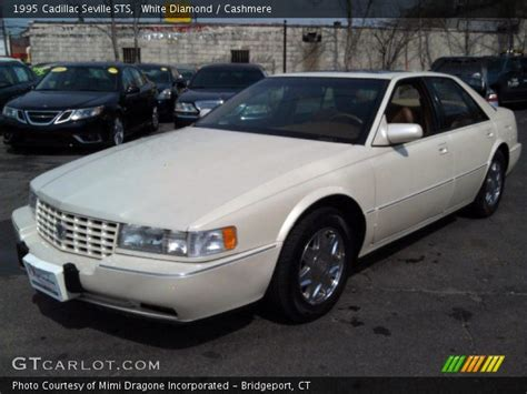 White 1995 Cadillac Seville Sts White 1995 Cadillac Seville Sts