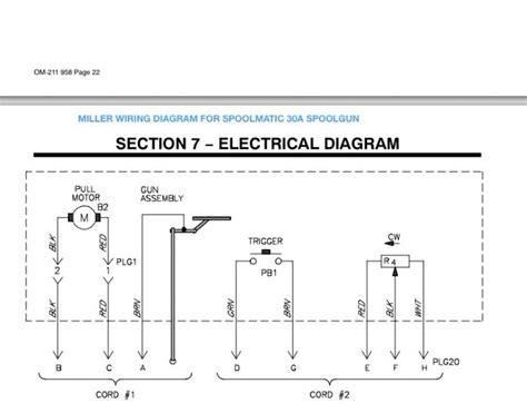 Millermatic 35 Parts Diagram