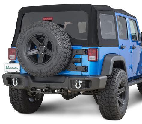 Jeep Wrangler Unlimited Rear Bumper Tactik 174 12052 0002 Rear Bumper For 07 17 Jeep 174 Wrangler