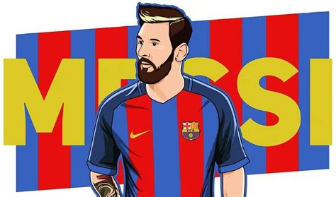 Football Artwork Messi 1 pin by jonathan metezer on football soccer artwork