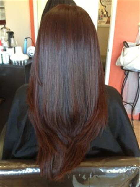 name of hair glaze hair after color glaze hair cut and brazilian blowout