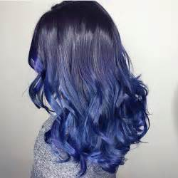 indigo hair color 25 best ideas about indigo hair on blue