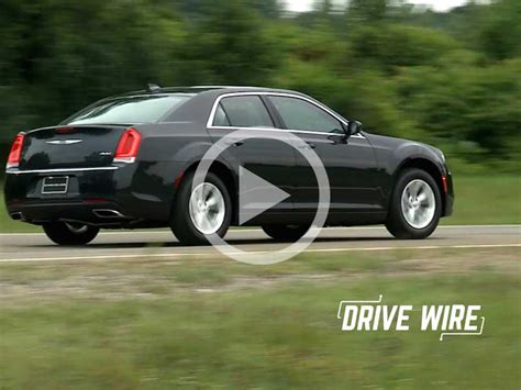 Is The Chrysler 300 Front Wheel Drive by Drive Wire Chrysler 300 May Go Front Wheel Drive The Drive