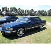 1995 Cadillac Sedan Deville $5500  100292818 Custom