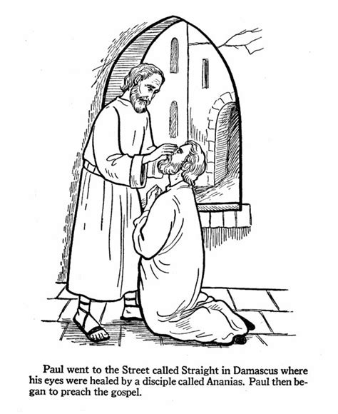 free bible coloring pages new testament 15 best images about paul worksheets on maze