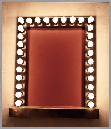 dressing room mirror with lights robina akiem