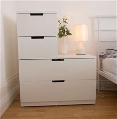 1000  images about Bedroom ikea nordli kommode on