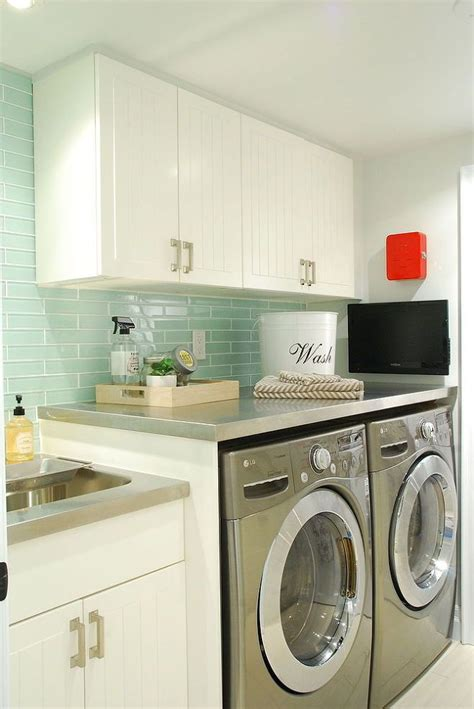 small laundry room with bathroom small laundry room with big style small laundry space