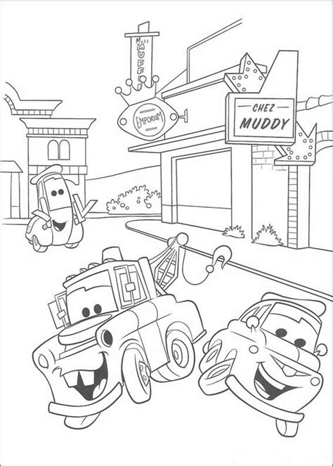 cars coloring pages coloringpages1001 com
