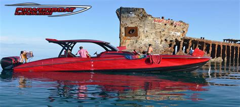 cigarette boat to bahamas pbn on location with the florida powerboat club in the