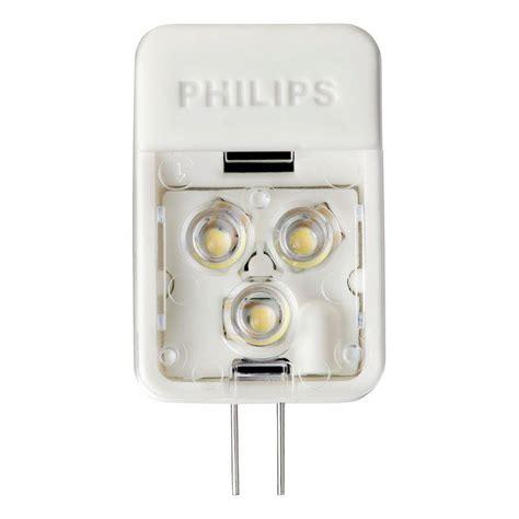 Lu Led Philips 6 Watt philips 20w equivalent soft white 2700k t3 desk and
