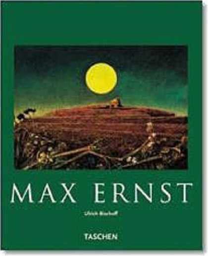 max ernst taschen basic 3822800732 taschen book covers