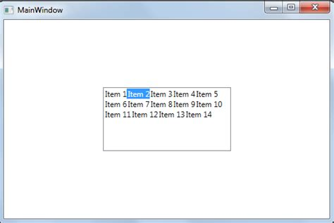 wpf listview gridview bindings itemtemplate exles