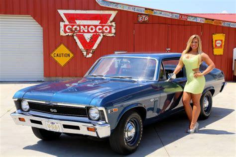 1969 Chevy Nova Yenko 427 Four Speed 12 Bolt Posi Disc