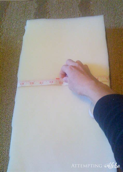 How To Make A Doll Bed Mattress by Attempting Aloha How To Make Boxed Cushions Doll Bed