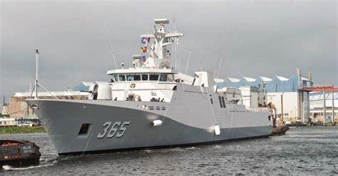Cat Kapal Sigma Utama barang baru barang lama quot kri diponegoro quot korvet kelas sigma