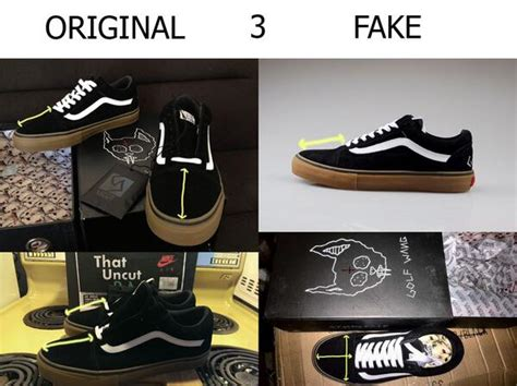 Harga Vans Golf Wang Part 3 membedakan vans syndicate golf wang original dengan