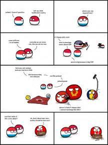 Countryball size depends on r polandball cerf austria is a