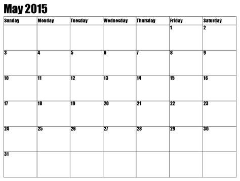 calendar layout may 2015 free printable calendar free printable calendar may