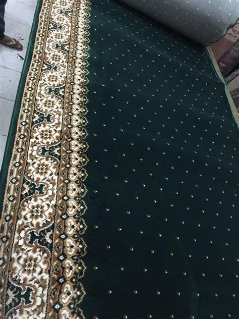 Karpet Ijo karpet masjid 087877691539 al husna kebutuhan masjid