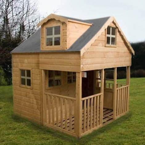 dog house windows large 2 storey playhouse dorma windows front end veranda kid s g