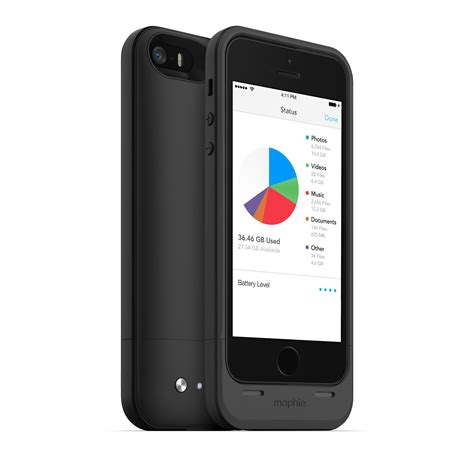 shop space pack for iphone se 5 5s free shipping mophie
