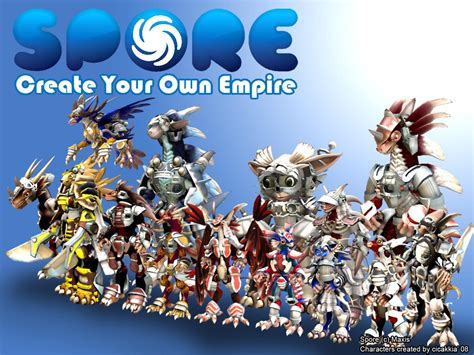 spore 2008 video game wikipedia the free encyclopedia spore game gallery