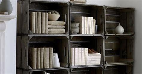 estanteria de cajones de madera de verdura reciclados construccion  manualidades hazlo tu mismo