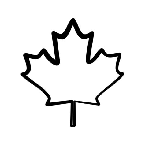 maple leaf leaves icon version 2 115621 187 icons etc