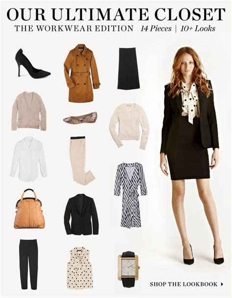 Work Wardrobe Capsule by 81 Best Dress For Success Images On Clothing