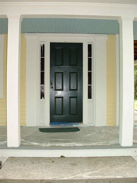Exterior Door Frames Homeofficedecoration Exterior Door Frame Replacement