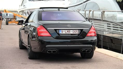 Amg V12 Biturbo S65 by Mercedes S65 Amg V12 Biturbo Sound