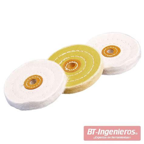 discos para pulir kit de discos y pastas para pulir metales 7 piezas bt
