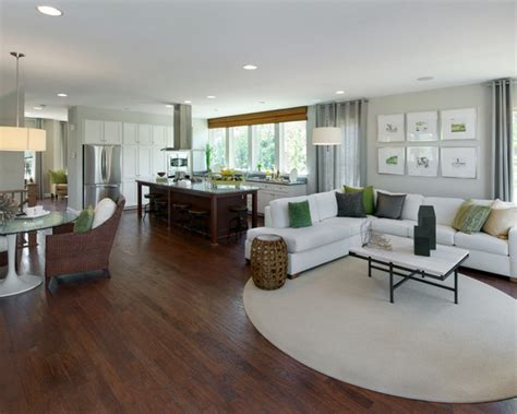flooring ideas for open floor plan decorating dilemma making a house flow interiors by kelley lively