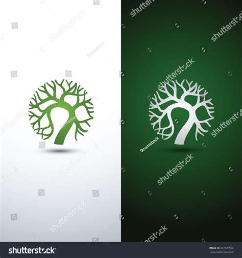 Green Tree Logo Design Eco Conceptvector Stock Vector 387020536 Shutterstock Green Tree Vector Logo Design Garden Concept Eco Icon Stock Vector Illustration Of Concept