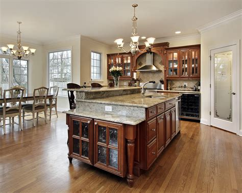 luxury kitchen islands 77 custom kitchen island ideas beautiful designs