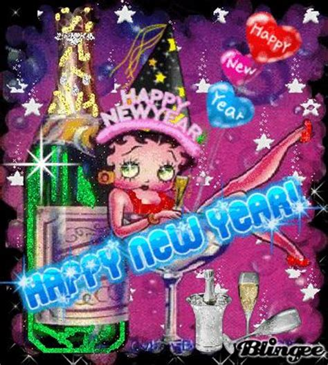 betty boop new year 1000 ideas about happy new year pictures on