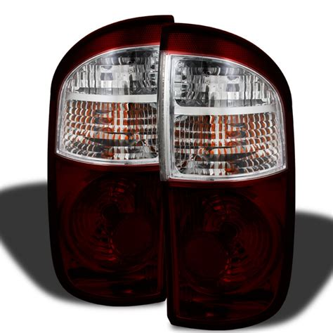 2004 tundra tail light xtune 2004 2006 toyota tundra cab tail lights