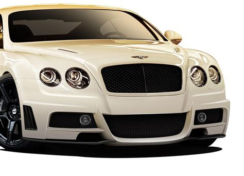 bentley continental gt front bumper 2003 2010 bentley continental gt gtc af 1 front bumper