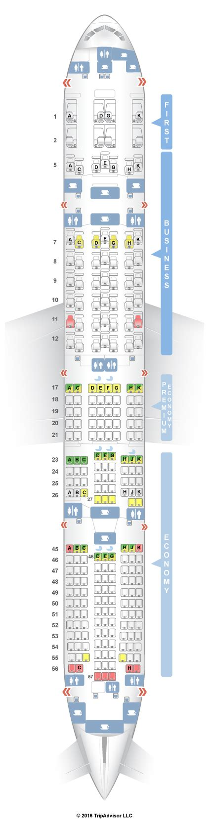 seatguru seat map united boeing 777 200 772 v2 three