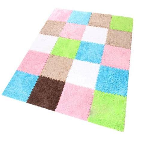 puzzle rugs foam fur puzzle mats child floor carpet rug soft ground diy winter warm deco us 3 85