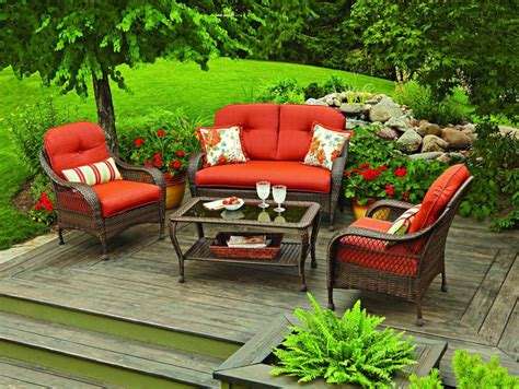 Patio Furniture Wicker Clearance Wicker Patio Furniture Clearance Outdoor Decorations