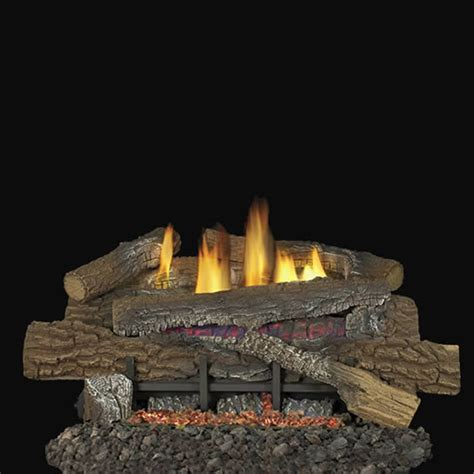 Vanguard Fireplace Parts by 18 Inch Boulder Mountain Gas Log Set By Superior
