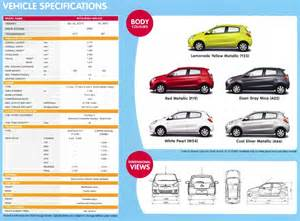 Mitsubishi Parts Malaysia 2013 Mitsubishi Mirage Specs Specifications And Options